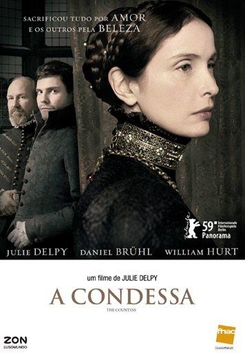 Capa do filme: A Condessa