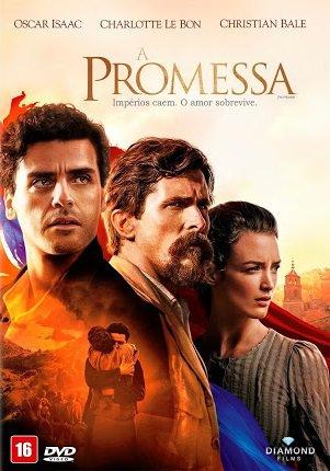 Capa do filme: A Promessa