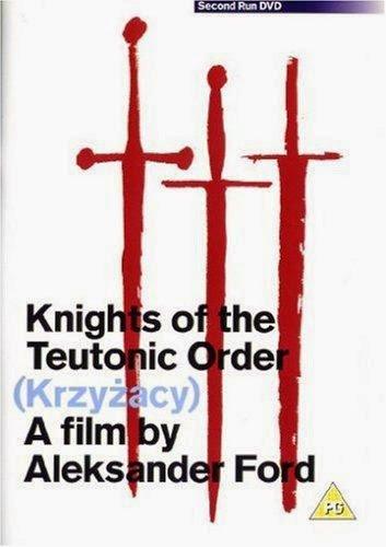 Capa do filme: Os Cavaleiros Teutônicos