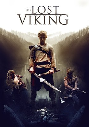 Capa do filme: The Lost Viking
