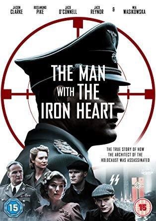 Capa do filme: O Homem com o coração de ferro