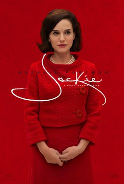 Capa do filme: Jackie