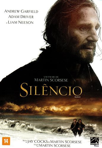 Capa do filme: Silêncio