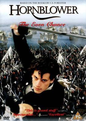 Capa do filme: Hornblower 1 - A mesma chance