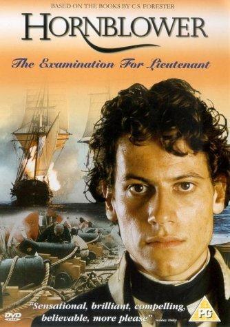 Capa do filme: Hornblower 2 - O exame para   Tenente