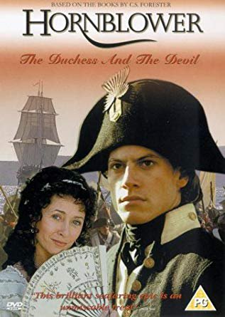 Capa do filme: Hornblower 3 - A Duquesa e o   Diabo