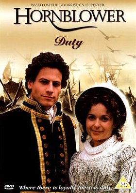 Capa do filme: Hornblower 8 - Dever