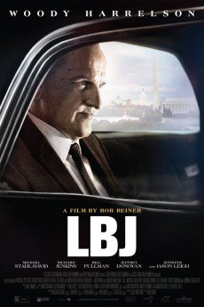Capa do filme: LBJ