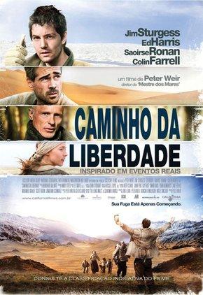 Capa do filme: Caminho da Liberdade