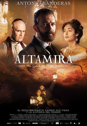 Capa do filme: Altamira