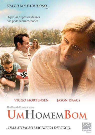 Capa do filme: Um Homem Bom