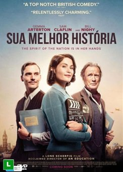 Capa do filme: Sua Melhor História