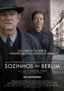 Capa do filme: Sozinhos em Berlim