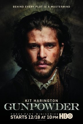Capa do filme: Gunpowder