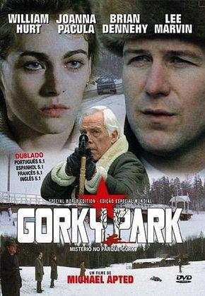 Capa do filme: Mistério no Parque Gorky