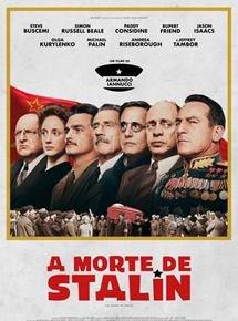 Capa do filme: A Morte de Stalin