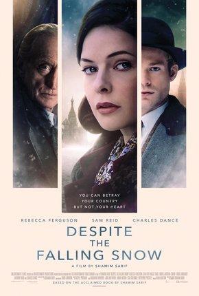 Capa do filme: Despite the Falling Snow