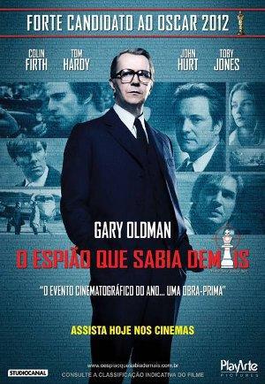 Capa do filme: O Espião Que Sabia Demais
