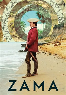 Capa do filme: Zama