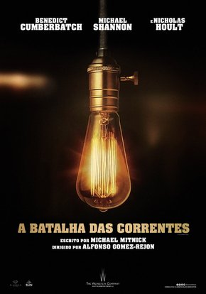 Capa do filme: A Batalha das Correntes