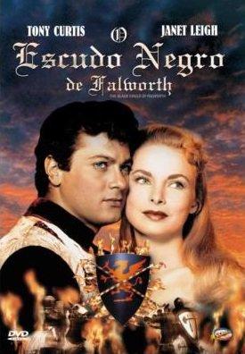 Capa do filme: O Escudo Negro de Falworth