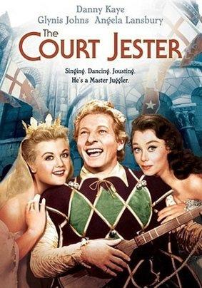 Capa do filme: O Bobo da Corte