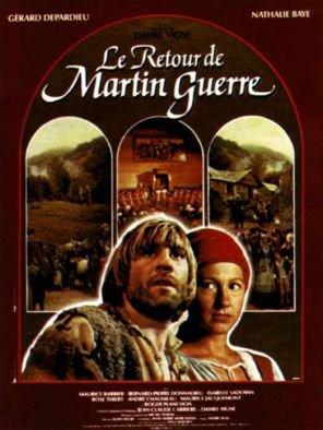 Capa do filme: O Retorno de Martin Guerre