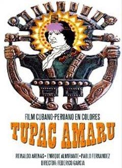 Capa do filme: Tupac Amaru