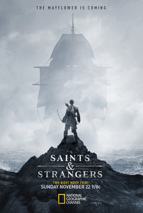 Capa do filme: Saints & Strangers
