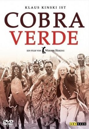 Capa do filme: Cobra Verde