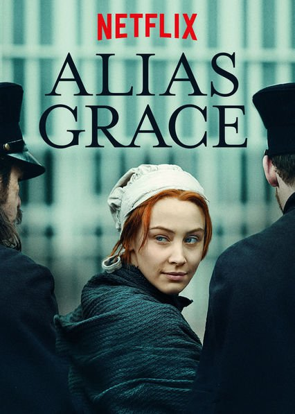 Capa do filme: Alias Grace