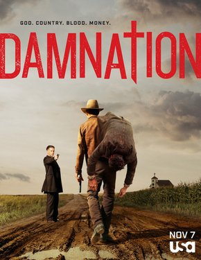 Capa do filme: Damnation
