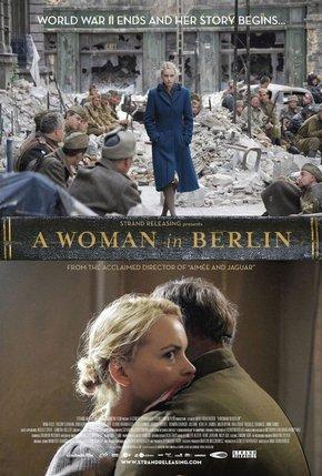 Capa do filme: Anônima - Uma Mulher em Berlim