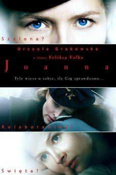 Capa do filme: Joanna