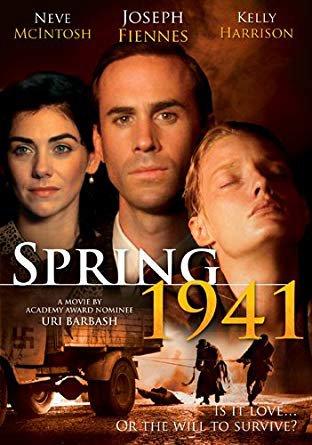 Capa do filme: Spring 1941
