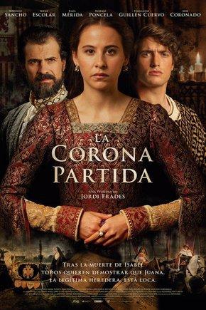 Capa do filme: A coroa Partida