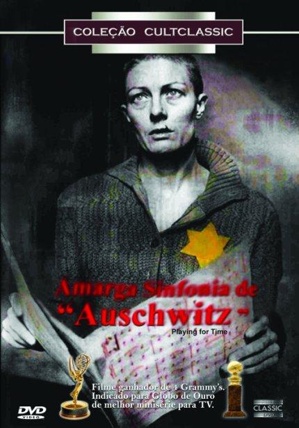 Capa do filme: Amarga Sinfonia de Auschwitz