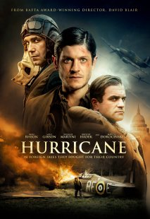 Capa do filme: Hurricane