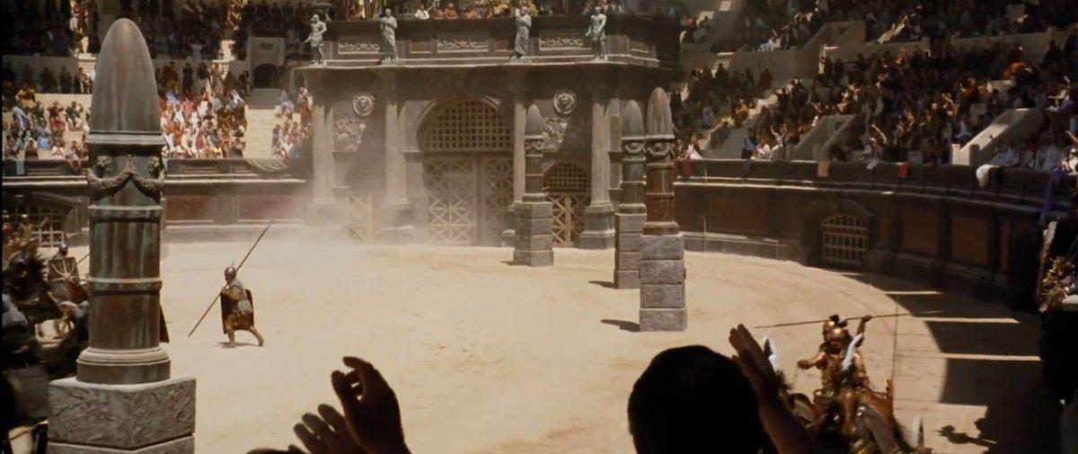 Povești despre gladiator de tabără