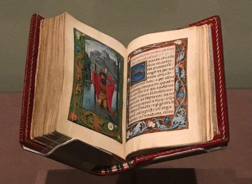 Livro das Horas, Bruges, Bélgica.