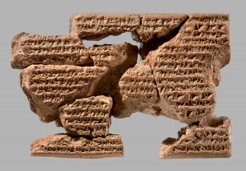 Carta de Sin-sharra-ishkun ao rei babilônio Nabopolassar