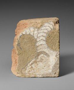 Fragmento de tijolo