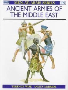 Capa do livro: Ancient Armies of the Middle East