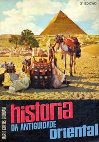 Capa do livro História da Antiguidade Oriental, de Mario Curtis Giordani