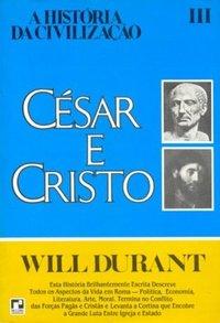 Capa do livro César e Cristo, de Will Durant