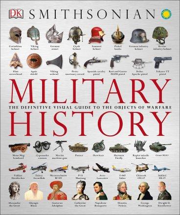 Capa do livro Military History, de Gareth Jones