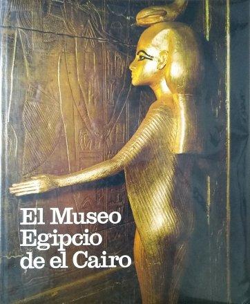 Capa do livro El Museo Egipcio de el Cairo, de Lambelet / Riesterer
