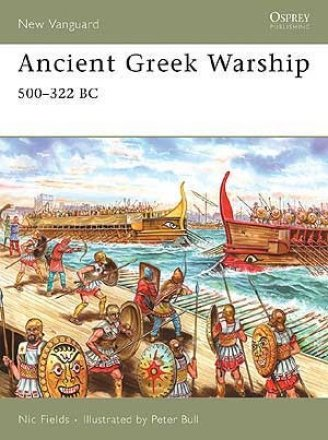Capa do livro: Ancient Greek Warship 500-322 BC