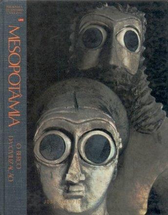 Capa do livro Mesopotâmia: O Berço da Civilização, de Samuel Noah Kramer