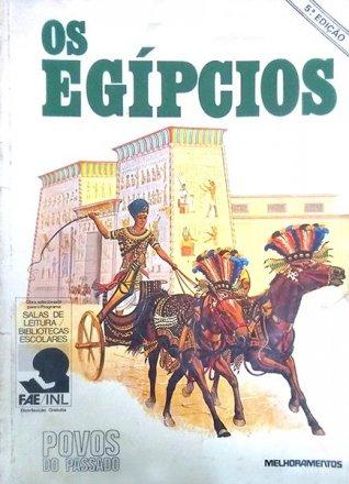 Capa do livro Povos do Passado: Os Egípcios, de Anne Millard